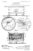 Patent for the Calrod Electric Stove Heating Element, No. 780,226