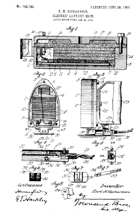 Patent for the Iron with the Hot Point, No. 792,792