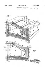 Refrigerated Display Case, patent 1771998