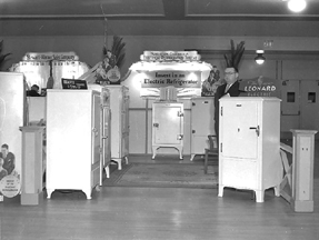 Northern California Electrical Refrigeration Bureau Booth