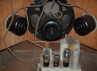 Sparton Model 1476 Frequency filter and Speaker System