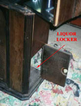 Radiobar Liquor Locker