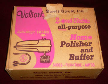 Valiant Polisher Box