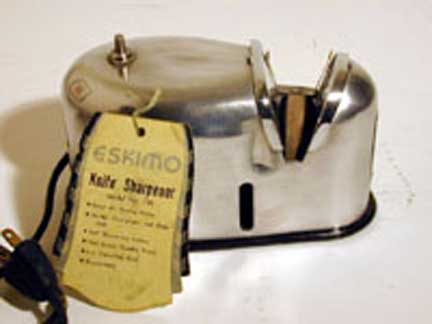 Eskimo Knife Sharpener