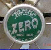 Zero fan -- badge