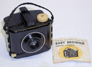 The Baby Brownie (Front)