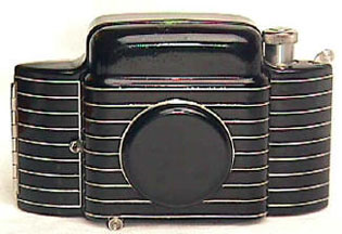 The Kodak Bantam (Front View Closed)