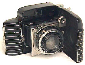 The Kodak Bantam  (Back View)