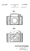 The Baby Brownie Patent D- 99,906