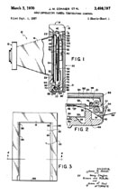 Dreyfuss Polaroid Swinger Camera Patent No. 3,498,197