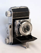 The Kodak Retina 35 mm camera