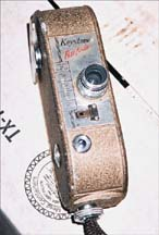 Keystone K-29 Movie Camera, front