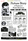 1937 Ad for the Kodak Bantam