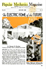 Electric Home of the Future popular mechanics August 1939