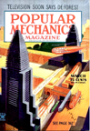 Future City Popular Mechanics March, 1935