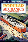 Six track railroad to haul ships Popular Mechanics April, 1939