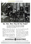 General Electric ad from Popular Mechanics, March 1938
