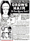 Advertisement from Popular mechanics October, 1937