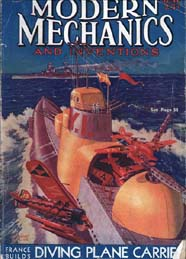 Modern Mechanics June 1930 Cover