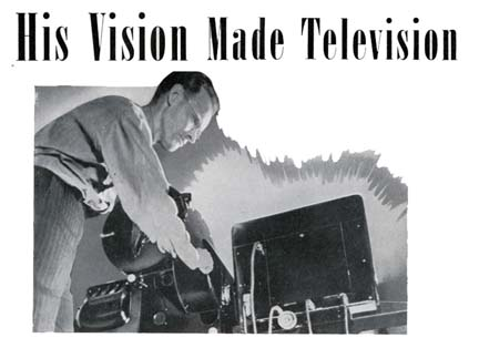 The Man who Made TV