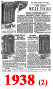 Sears Catalogue Radio Ads for 1938 (2)