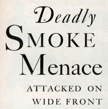 Popular Science Article on Deadly Smoke