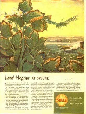 Shell Leaf Hopper Ad