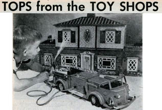 Heading for 1952 Toys Article