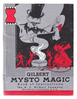 A.C. Gilbert Company Magic Set - Instruction Booklet