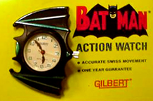 Gilbert Batman Watch