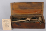 A.C. Gilbert Company Big Boy Tool Set Model 765 Case only