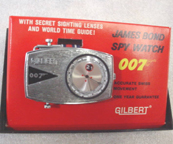 A.C. Gilbert Company James Bond Spy Camera