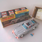 A.C. Gilbert Company James Bond Aston-Martin DB-5