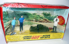 Gilbert James Bond Tableau from Dr. No
