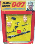 A.C. Gilbert Company James Bond s Disguise kit