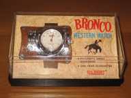 Gilbert Bronco watch