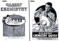 A.C. Gilbert Company Complete Chemistry Manual