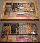 Erector Set Dealer Partts Case