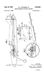 Berkeley Zilch Model  Patent No,2523902