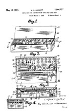 Erector Container Patent 1804927