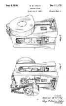 Criley Forging Press Design patent D111172