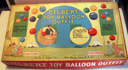 A.C. Gilbert Company Balloon Making Kit
