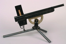 A.C. Gilbert Company Machine Gun
