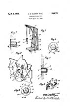 The Erector Set Derrick Patent 1,996,722
