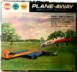 A.C. Gilbert Model Airplanes Plane-Away Catapult