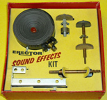 The Erector Set Sound Kit