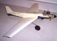 A.C. Gilbert Model Airplanes