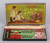 A.C. Gilbert Company Glassblowing Set