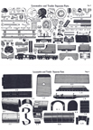 Gilbert Hudson Locomotive Set - Specialized Parts