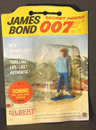 A.C. Gilbert Company James Bond Accessories Figurine of Domino from Thunderball